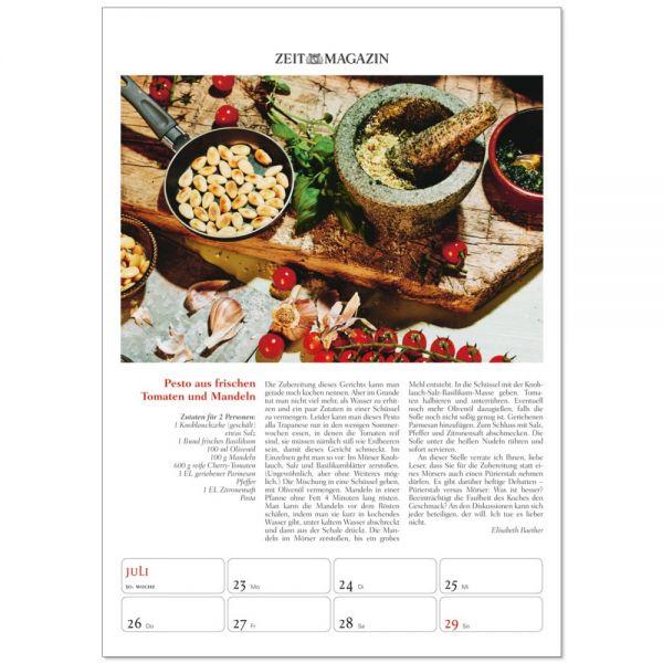 Kalender 2018 »Wochenmarkt«