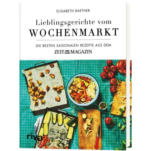 Kochbuch »Lieblingsgerichte vom Wochenmarkt«
