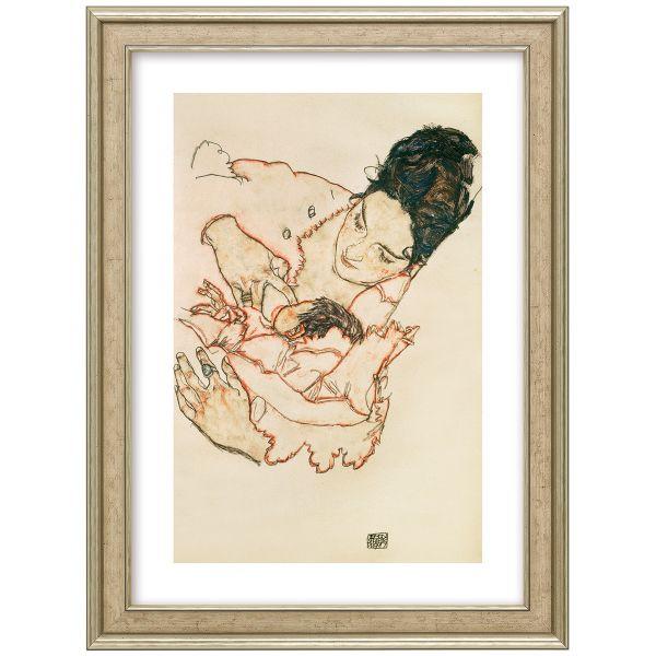 Schiele, Egon: »Stillende Mutter«, 1917