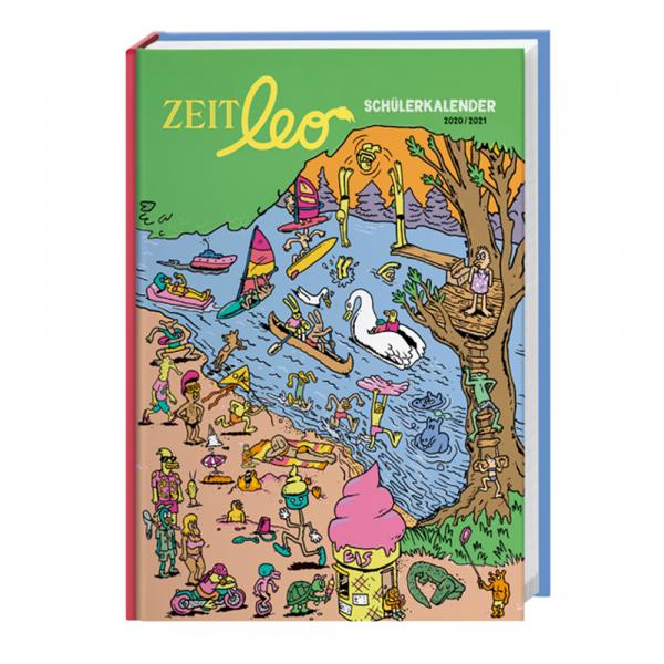 ZEIT LEO-Schülerkalender 2020/2021