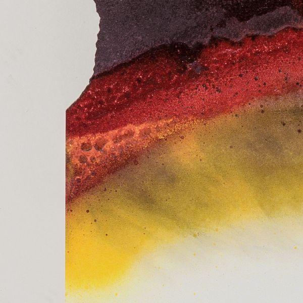 Otto Piene: »Heisses Eisen«, 2013
