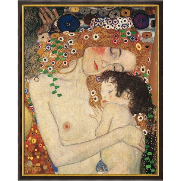 Klimt, Gustav: »Mutter und Kind«, 1905