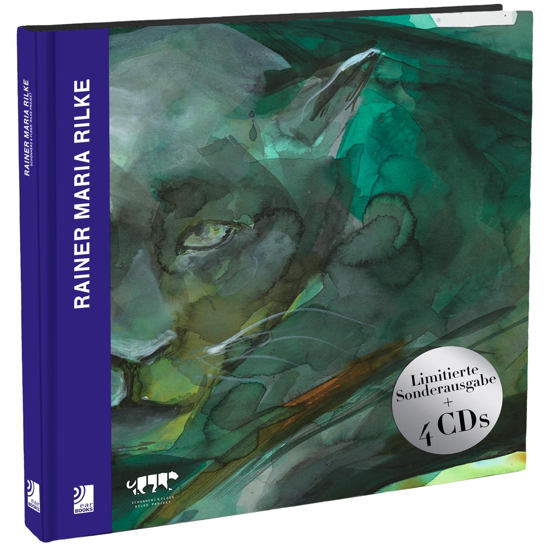 Earbook Rainer Maria Rilke Mit 4 Cds
