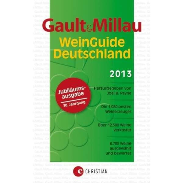 WeinGuide Deutschland 2013. Jubiläumsausgabe