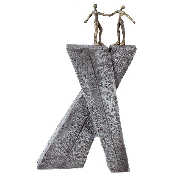 Gerard: Skulptur »Verbindlichkeit«