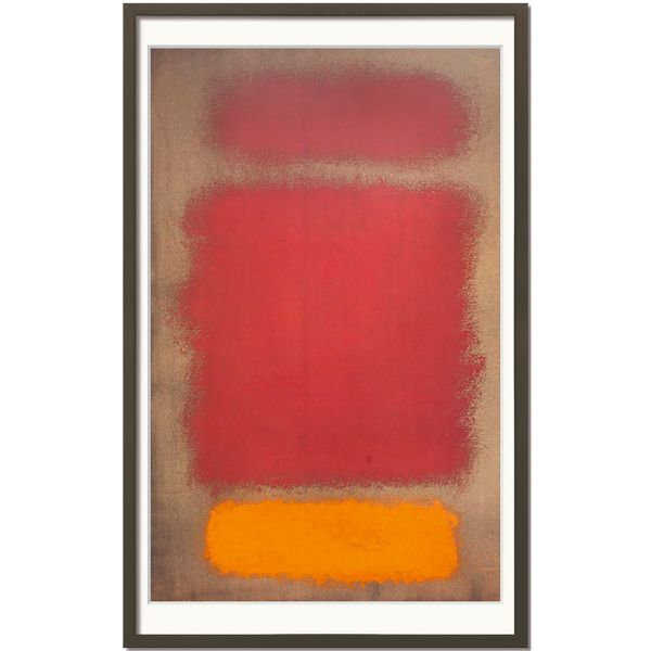 Rothko, Mark: »Untitled, 1968«