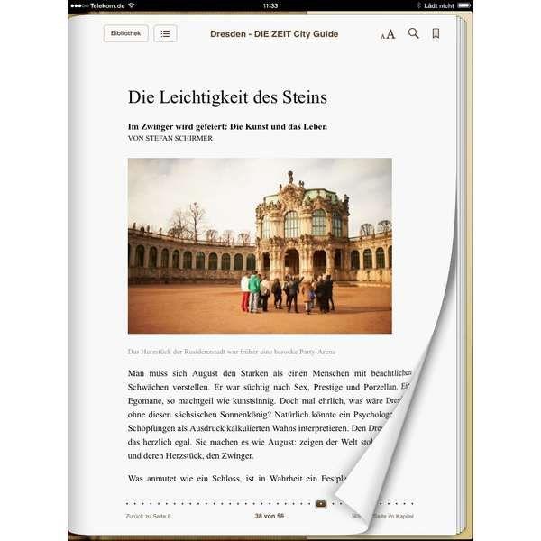 »Dresden - DIE ZEIT CITY GUIDE«