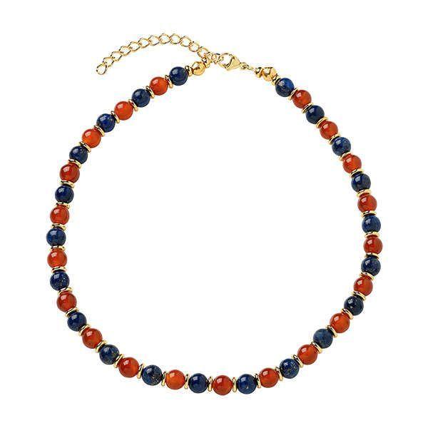 Waszak, Petra: Collier »Perlen des Nils«