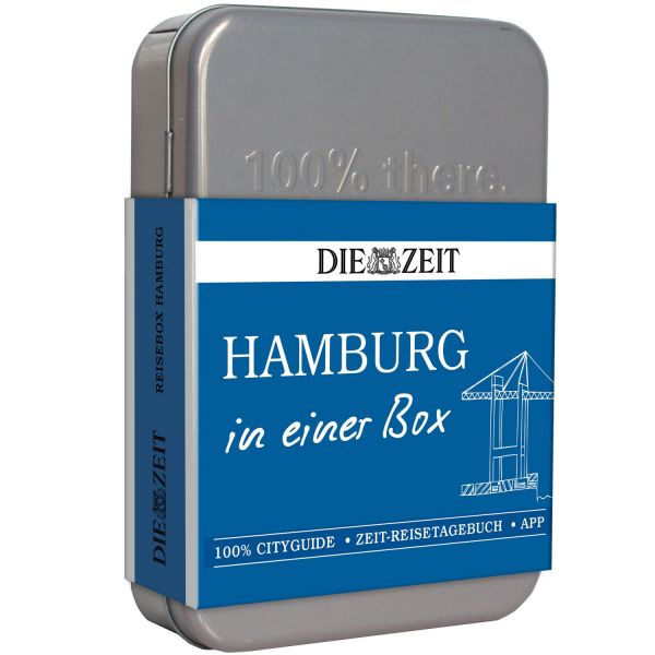 ZEIT-Reisebox »Hamburg«