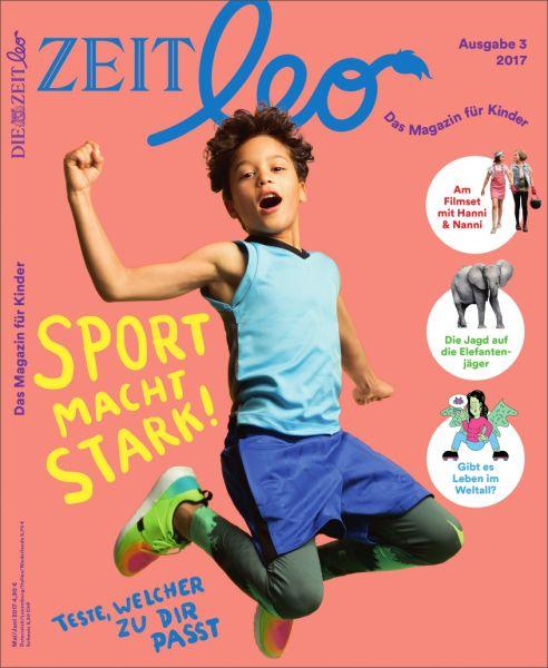 ZEIT LEO 3/17 Sport macht stark!