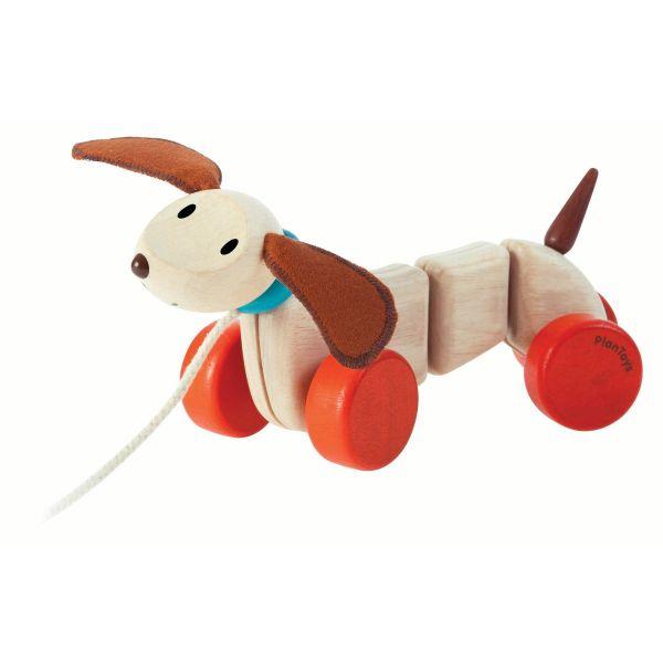 Ziehtier Hund