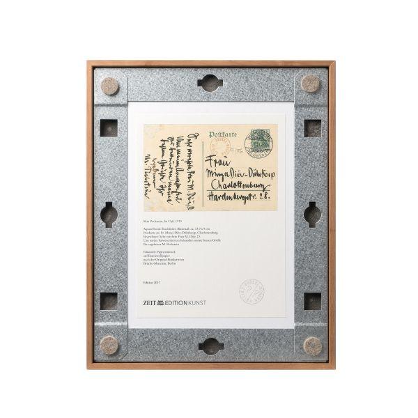 Max Pechstein »Drei Miniatur-Kunstwerke«, 1910-1915