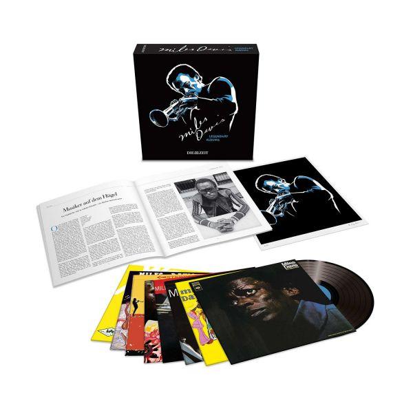 ZEIT-Vinyl-Edition »Miles Davis« + ZEIT-Plattenspieler
