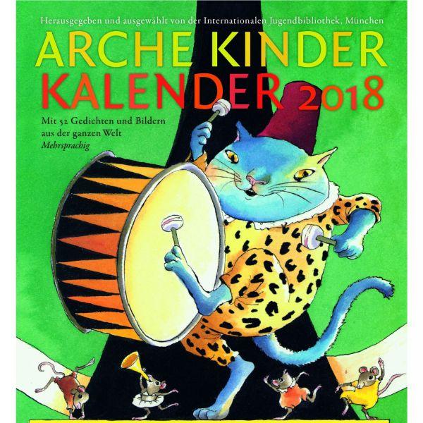 Arche Kinderkalender 2018