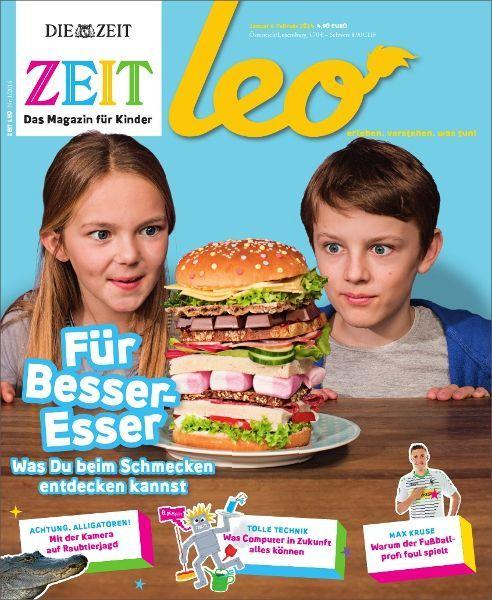 ZEIT LEO 1/14 Für Besseresser
