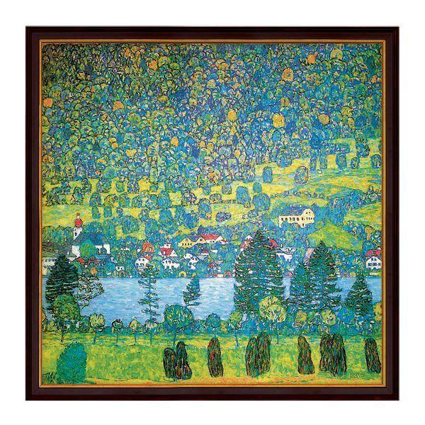 Klimt, Gustav: »Waldabhang in Unterach am Attersee«