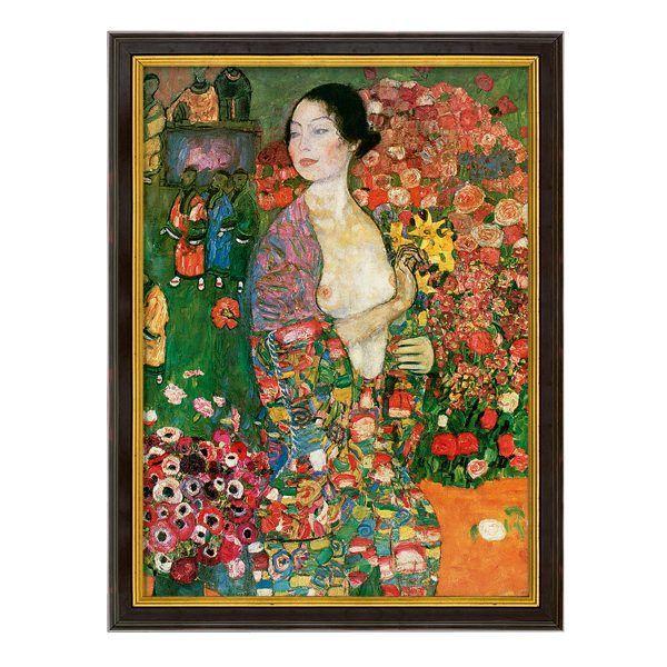 Klimt, Gustav: »Die Tänzerin«, 1916-18