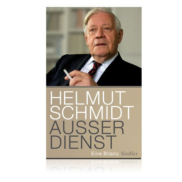 Schmidt, Helmut: »Außer Dienst« Eine Bilanz