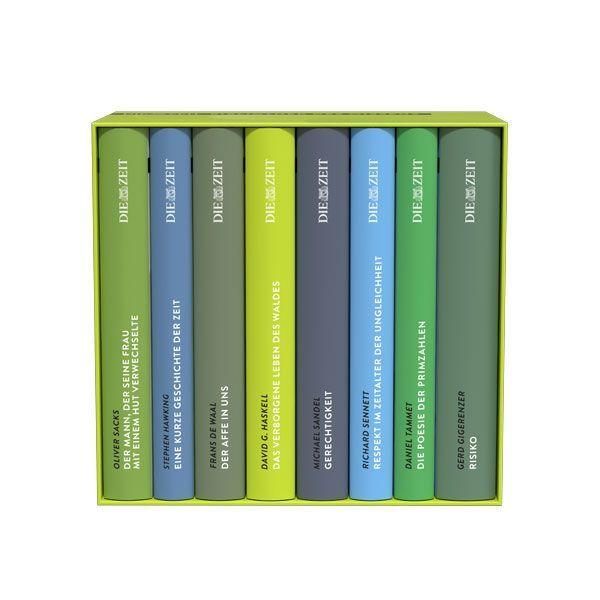 »Die ZEIT-Bibliothek des Wissens«
