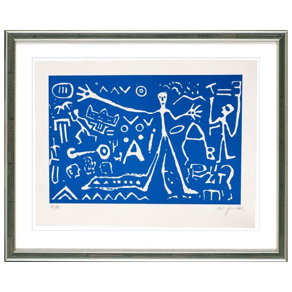 Penck, A. R.: »Northern Darkness«, 1987