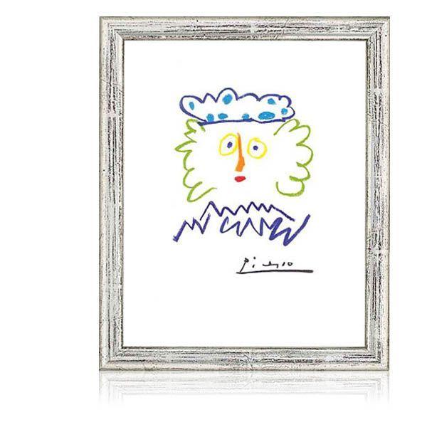 Picasso, Pablo: »König Kaspar« (1960)