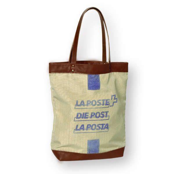 »La Poste« - Magazintasche