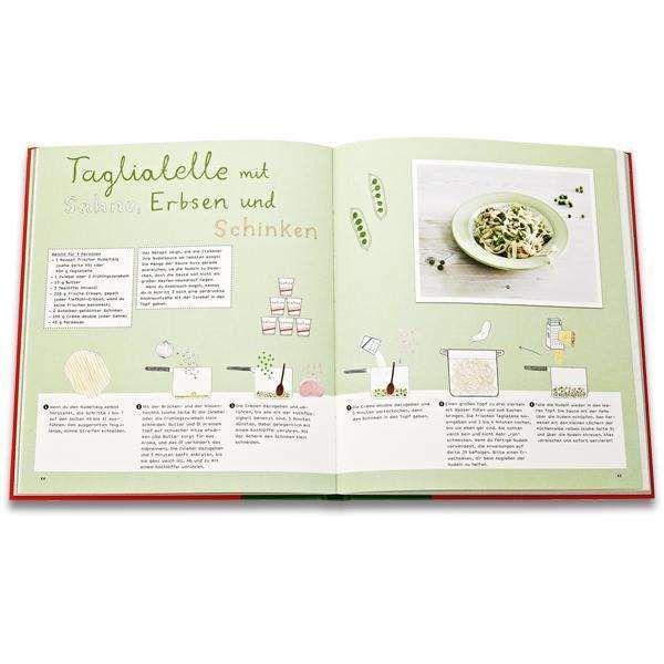 Kinderkochbuch »Der Silberlöffel für Kinder«