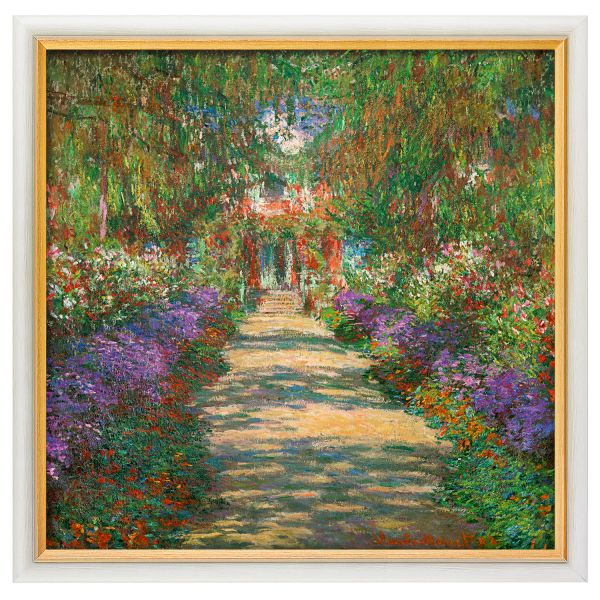 Monet, Claude: »Garten in Giverny«, 1902