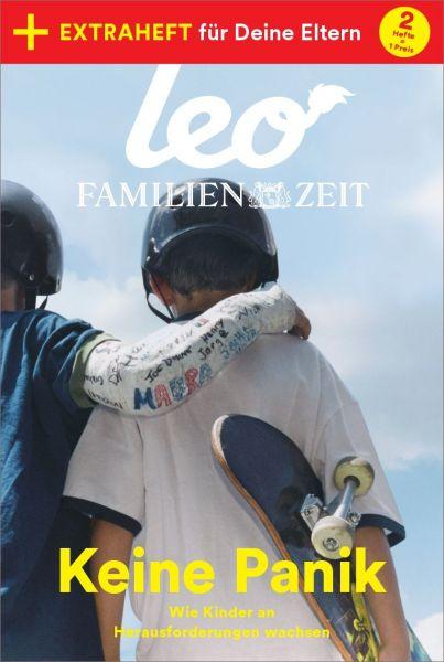ZEIT LEO 4/16 10 Abenteuer für Deine Ferien