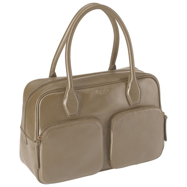 City Bag »Marquise« Taupe