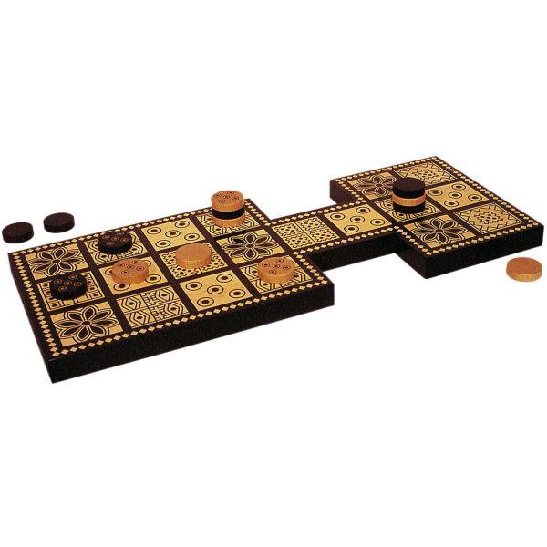 Spiel »Seneti« - Original oder Fälschung