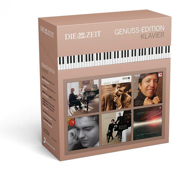 DIE ZEIT »Klavier zum Genießen«