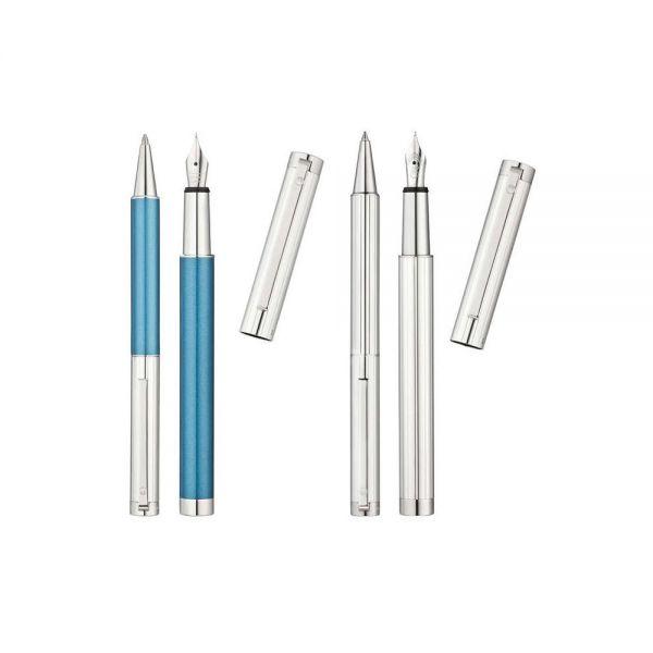 Füllfederhalter und Kugelschreiber »Cosmo«