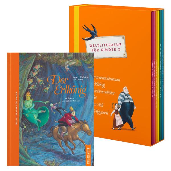 ZEIT-Edition »Weltliteratur für Kinder 2«