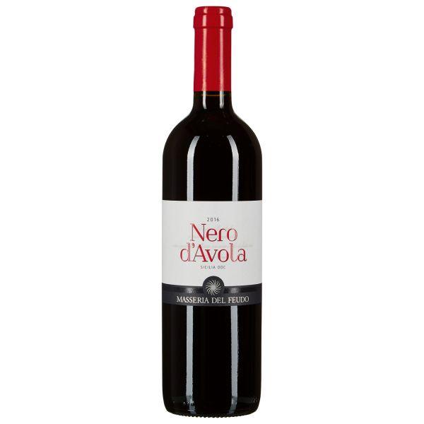 Nero d'Avola, 2016 (6 Flaschen)