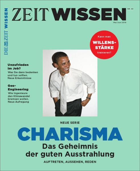ZEIT WISSEN 3/18 Charisma