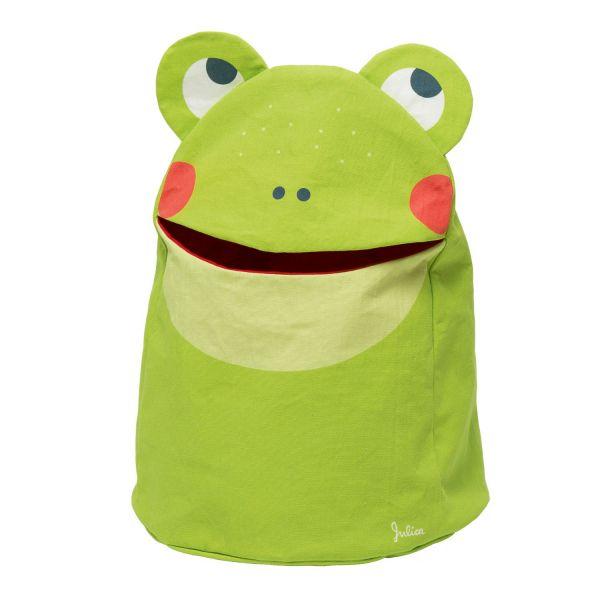 Spielzeugtasche »Fritz Frosch«