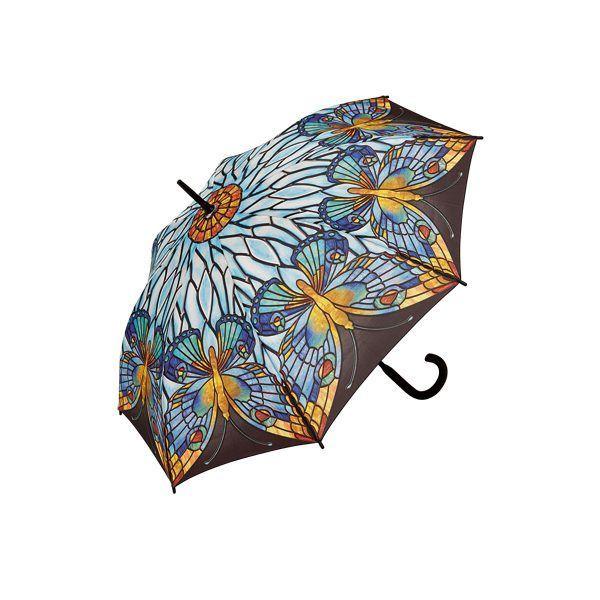 Regenschirm »Schmetterling«, nach Louis C. Tiffany