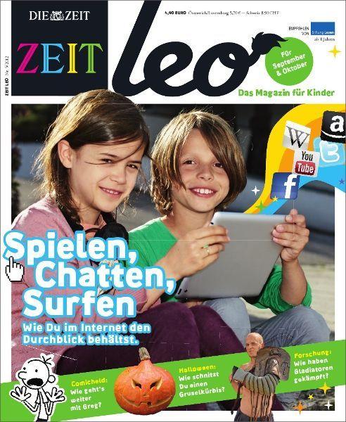 ZEIT LEO 5/12 Spielen, Chatten, Surfen