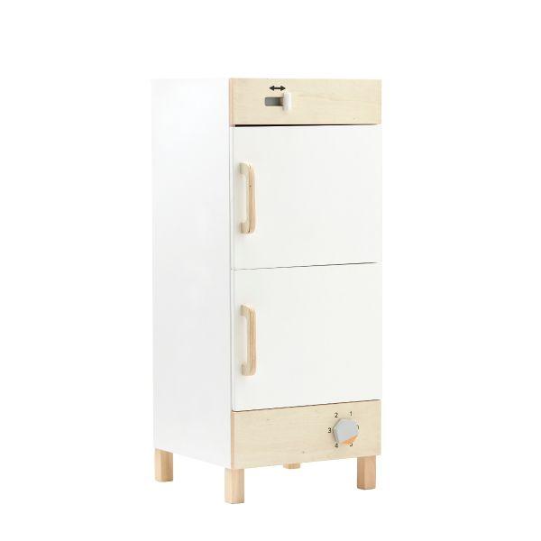 Kinder-Kühlschrank aus Holz