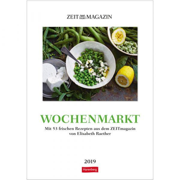 Kalender 2019 »Wochenmarkt«