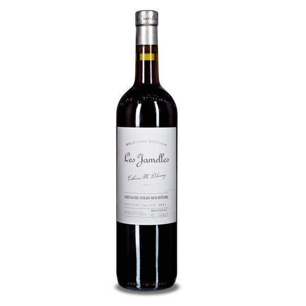 Cuvée Grenache-Syrah-Mourvèdre »Sélection Spéciale«, Weingut Les Jamelles