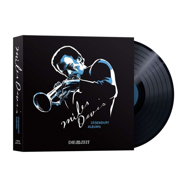ZEIT Vinyl-Edition »Miles Davis – Legendary Albums«
