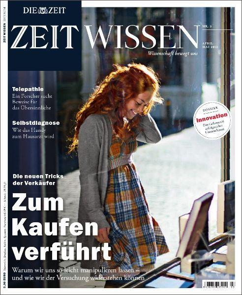 ZEIT WISSEN 3/12 Zum Kaufen verführt