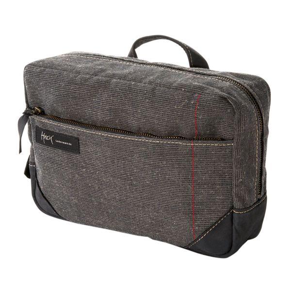 Handgefertigte Kulturtasche