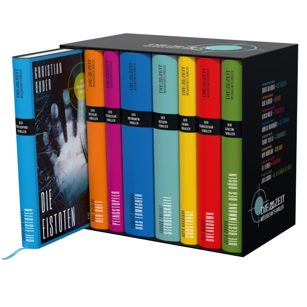 ZEIT-Edition »Wissenschafts-Thriller«