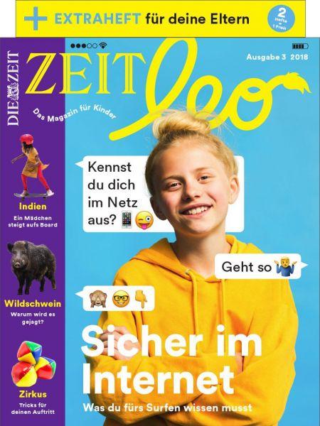 ZEIT LEO 3/18 Sicher im Internet