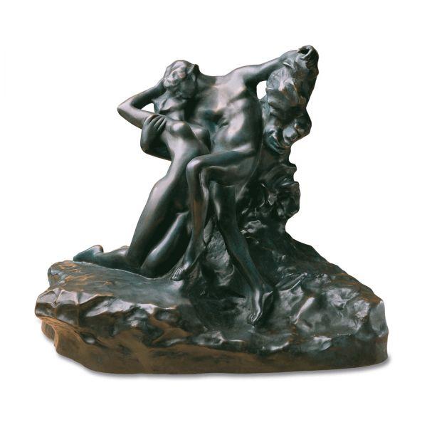 Rodin, Auguste: »Der ewige Frühling, 1884
