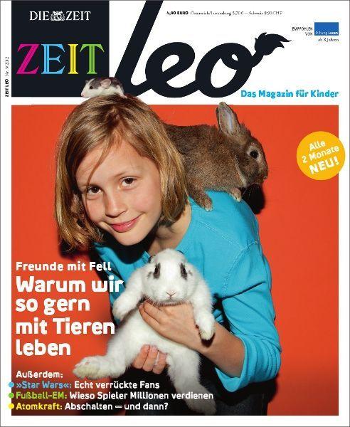 ZEIT LEO 3/12 Freunde mit Fell