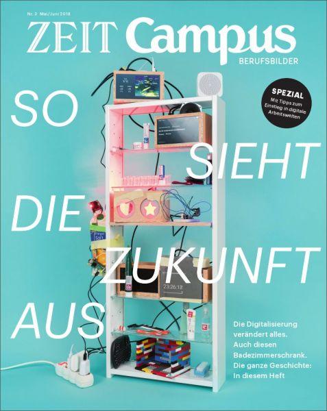 ZEIT CAMPUS 3/18 Der Sommer deines Lebens